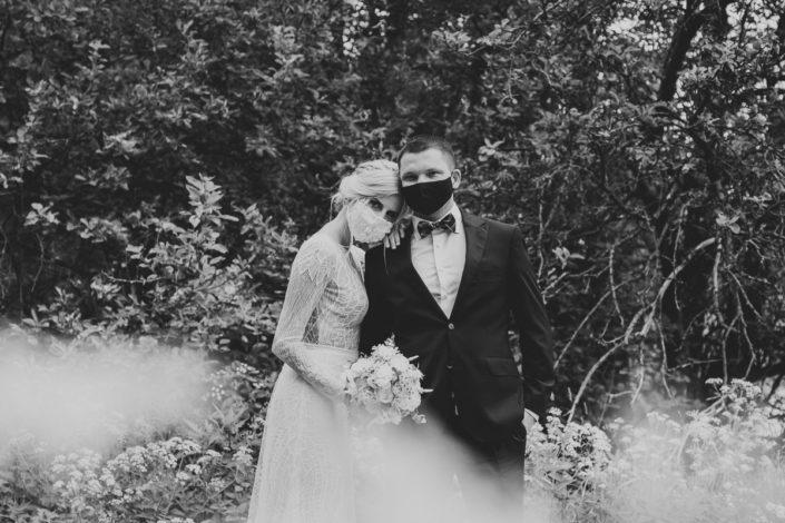 Ania & Michał │ ślub w czasie pandemii